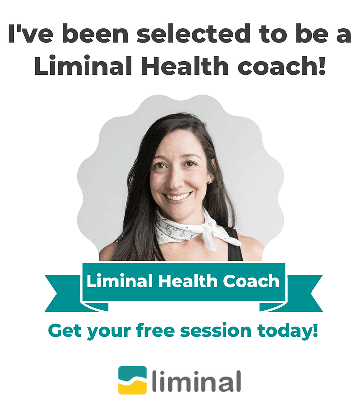 I've been selected to be a Liminal Coach